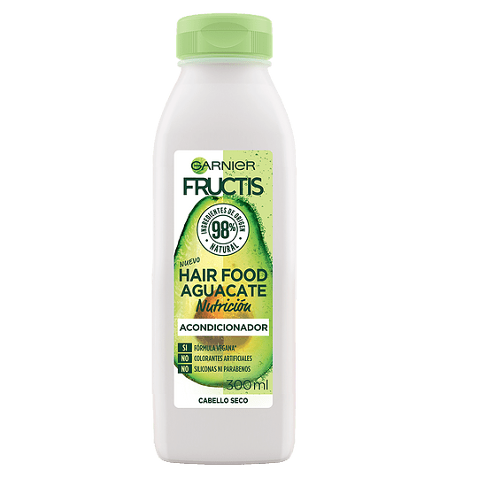 Fructis Hair Food A gruacate Aco Shampoo 300 ml
