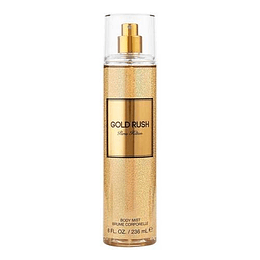 Gold Rush Paris Hilton Body Mist 236Ml Mujer