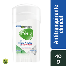 Desodrante Bio Mujer Clinical Stick 45  gr