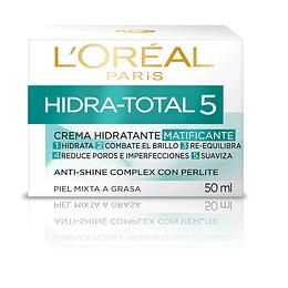 Crema Día Hidratante Matificante Hidra-Total 5 50ml