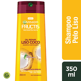 Fructis Oil R Sh Liso Coco 350 ml