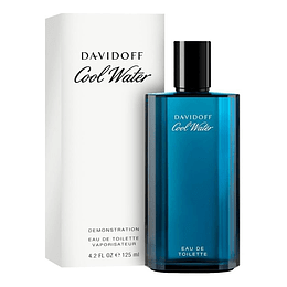 Cool Water Davidoff Edt 125 Ml Hombre Tester
