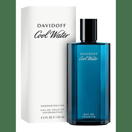 Cool Water Davidoff Edt 125 Ml Hombre Tester