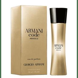 Armani Code Absolu Edp 30ml Mujer