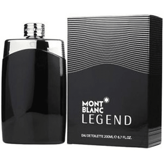 Legend Men 200ML EDT Hombre Montblanc
