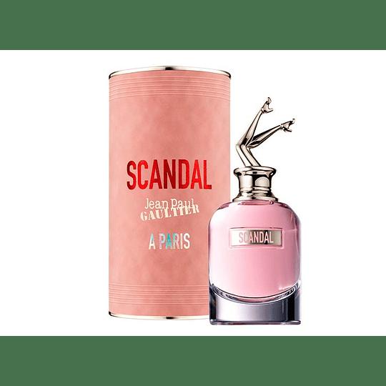 Scandal A Paris Jean Paul Gaultier Edt 80Ml Mujer