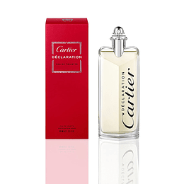 CARTIER DECLARATION EDT 100ML HOMBRE