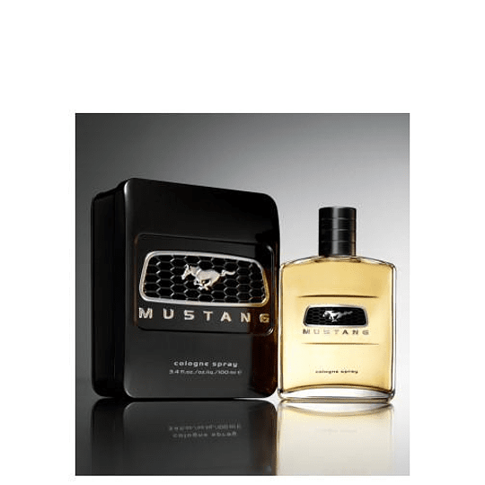 Mustang Pour Homme Edt 100Ml Hombre