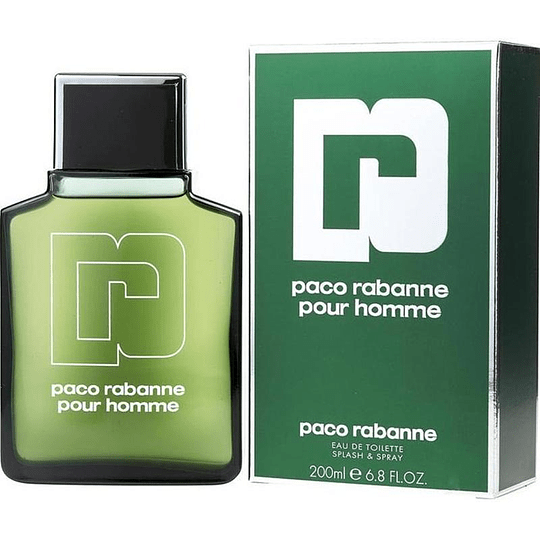 Paco Rabanne Pour Homme 200ML EDT Hombre Paco Rabanne