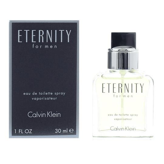 Eternity for Men Calvin Klein EDT 30ml