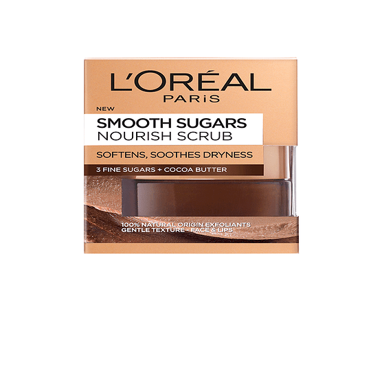 Exfoliante Nutritivo Azúcares Suaves 50 Ml L'Oréal Paris