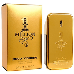 One Million 50ML EDT Hombre Paco Rabanne