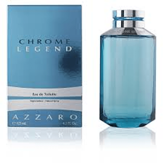 Chrome Legend EDT Hombre 125ML