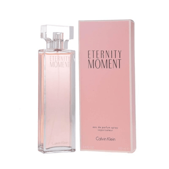 Eternity Moment 100ML EDP Mujer Calvin Klein