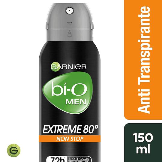 Desodrante Bi-O Spray Extreme80 Hom 150 ml