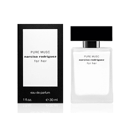 Pure Musc Narciso Rodriguez Edp 30ml Mujer