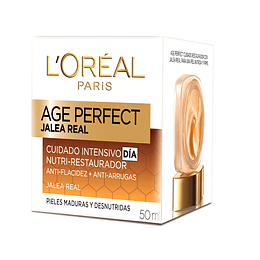 Crema Día Anti-Arrugas Age Perfect Jalea Real 50ml