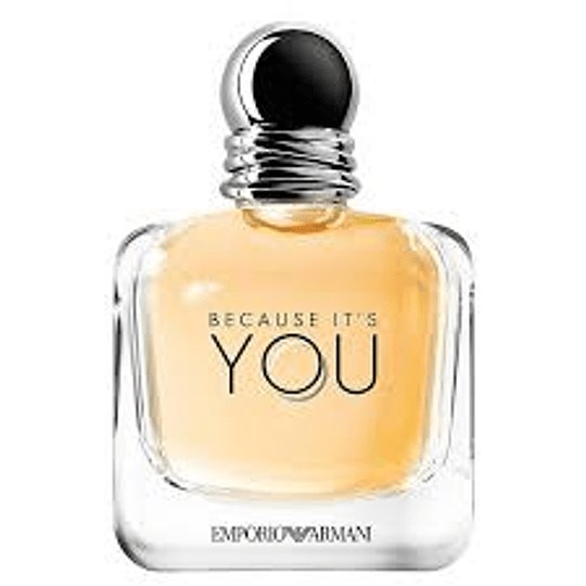 Because It´S You Tester EDP Mujer 100 ml