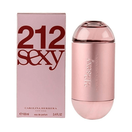212 Sexy 100ML EDP Mujer Carolina Herrera