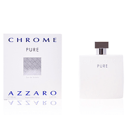 Azzaro Chrome Pure Edt 100ml Hombre