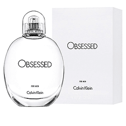 Obsessed For Men 125ML EDT Hombre Calvin Klein