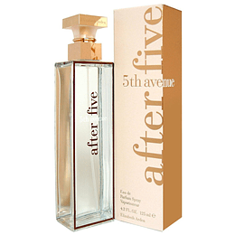 5th Avenue After Five E. Arden Edp 125ML Mujer