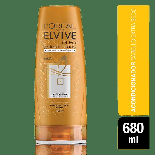 Elvive Oleo Ext Coco Aco 680 ml