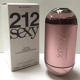 212 Sexy Tester 100ML EDP Mujer Carolina Herrera