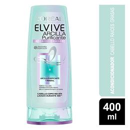 Elvive Arcilla Purificante Aco 400 ml
