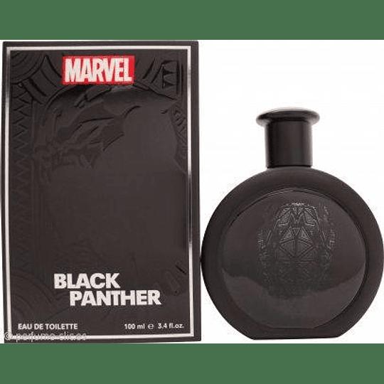 BLACK PANTHER 100ML EDT HOMBRE MARVEL