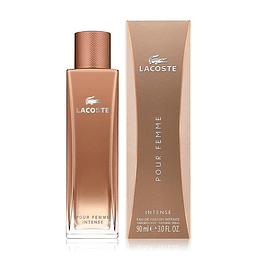 Lacoste Pour Femme Intense EDP Mujer 90ML