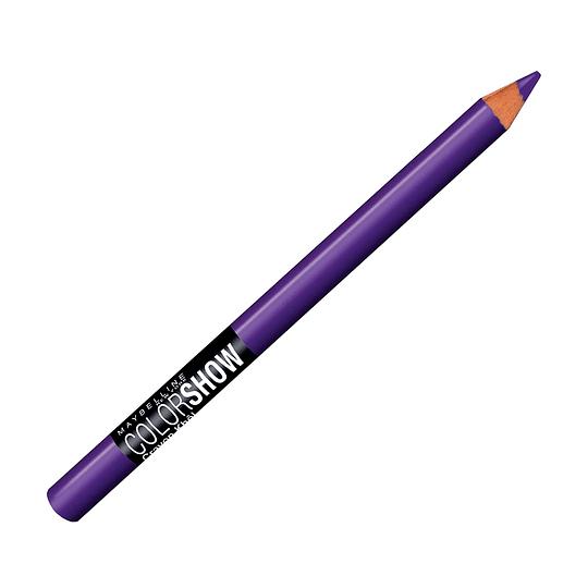 Delineador De Ojos Colorshow Liner 320 Vibrant Violet