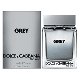 Dolce & Gabanna The one Grey Edt Intense 100ml Hombre