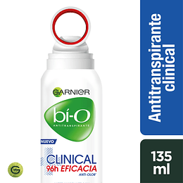 Desodrante Bio Mujer Clinical Spray 135 ml