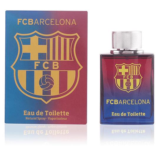 Fc Barcelona Edt 100Ml Hombre