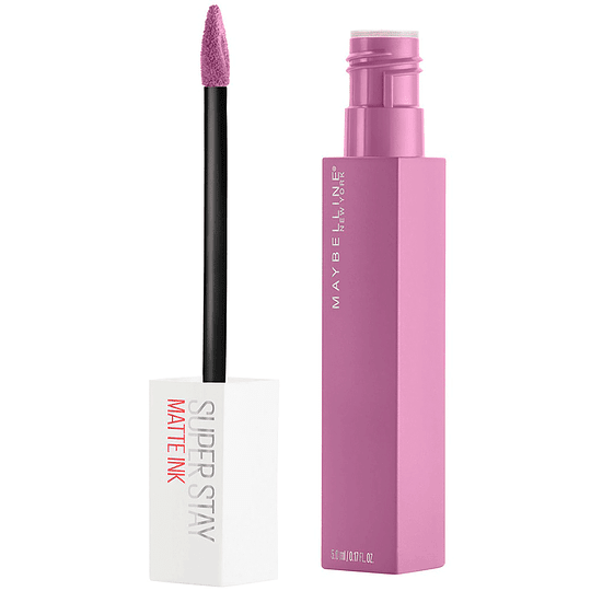 Labial Larga Duración Superstay Matte Ink 100 Philosopher