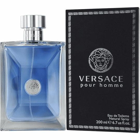 Versace Pour Homme 200ML EDT Hombre Versace