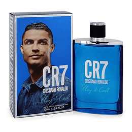 Cr 7 Play It Cool Edt 100Ml Hombre Cristiano Ronaldo