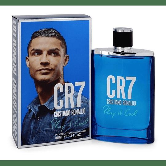 Cr 7 Play It Cool Edt 100Ml Hombre Cristiano Ronaldo