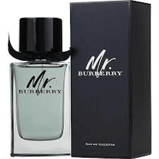 Mr. Burberry EDT Hombre 150ML