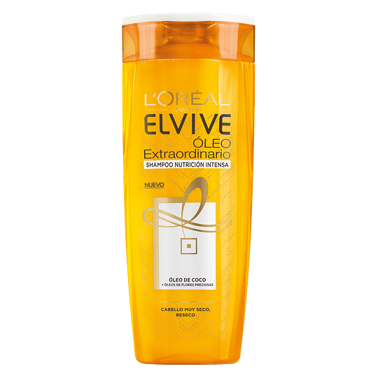 Elvive O.Extraord Nutr Prof Sh 400 ml