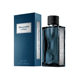 A&F First Instinct Blue Men EDT 100 ml Hombre