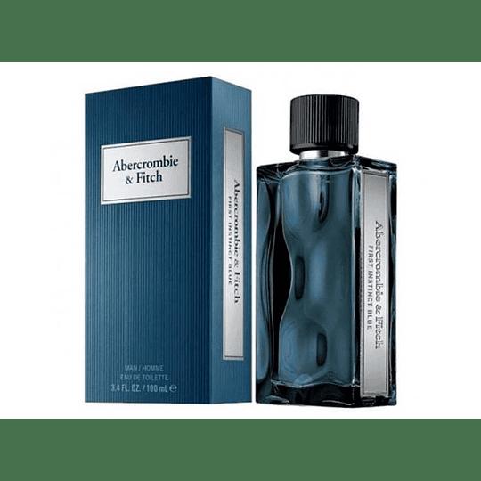A&F First Instinct Blue Men EDT 100 ml Hombre