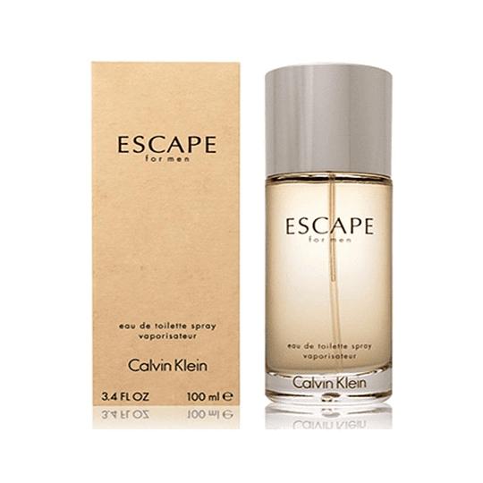 Escape 100ML EDT Hombre Calvin Klein