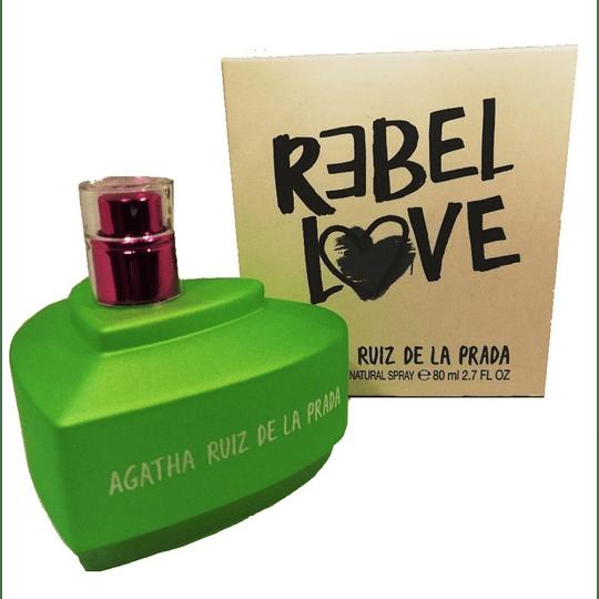 Rebel Love Tester EDT 80ML Mujer