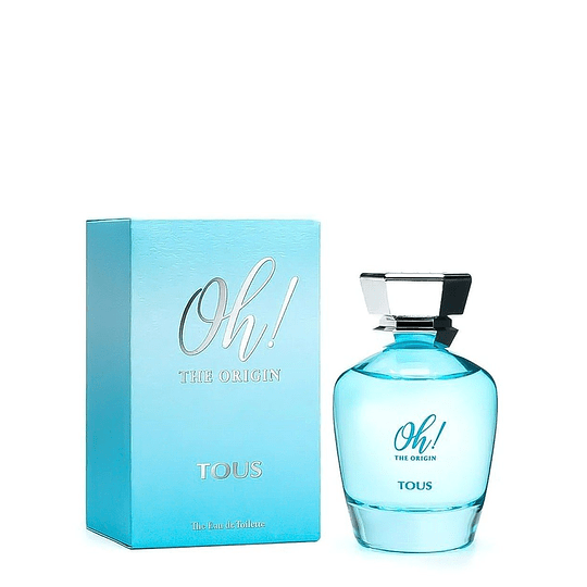 Tous Oh! The Origin Edt 100Ml Mujer