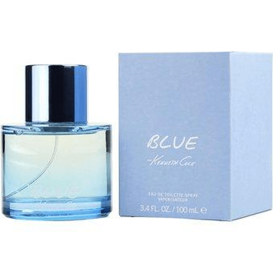 Blue Kenneth Cole 100ML EDT Hombre Kenneth Cole