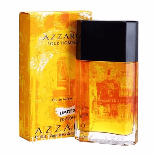 Azzaro Orange Edition Edt 100 Ml Hombre