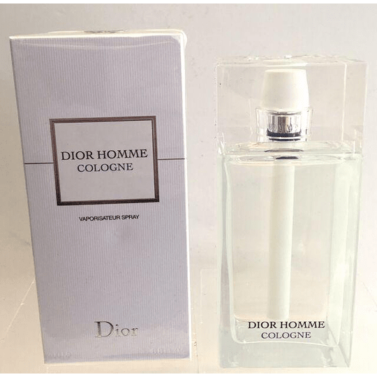 Dior Homme Cologne 200 Ml Hombre Christian Dior