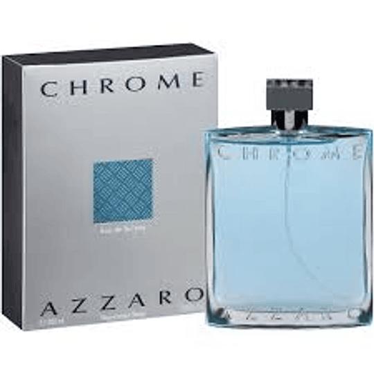 Azzaro Chrome EDT Hombre 200 Ml